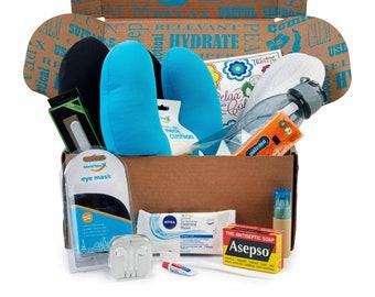 Cancer Care Hospital Bag Essentials | Cancer Care Package | Mastectomy Gift | Surgery Gift Basket | Hospital Bag