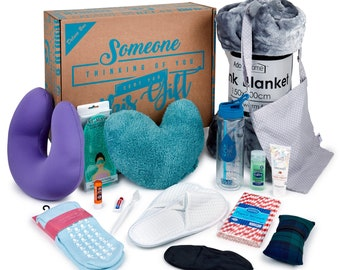 Deluxe Mastectomy Gift Package | Breast Cancer Gifts | Mastectomy Recovery Gift | Cancer Treatment