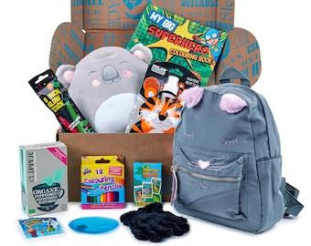 Childhood Cancer Survival Kit | Cancer Care Package For Kids | Chemo Care Parcel
