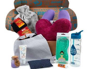 Mastectomy Recovery Kit | Breast Cancer Gifts | Post Mastectomy Gift Package | Cancer Treatment