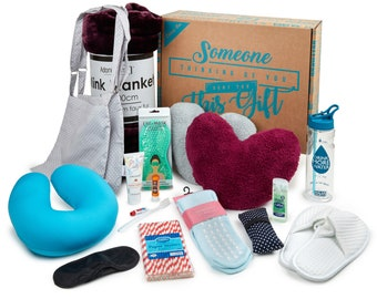 Double Mastectomy Gift Package | Breast Cancer Gifts | Bilateral Mastectomy Cancer Gift  | Cancer Treatment | Mastectomy Recovery