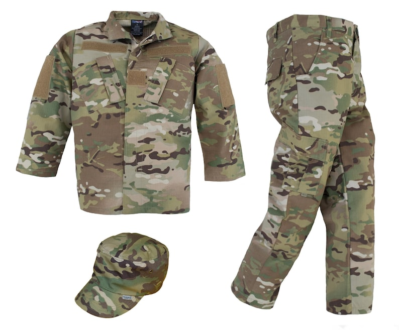 3pc Youth Army/Air Force OCP Uniform