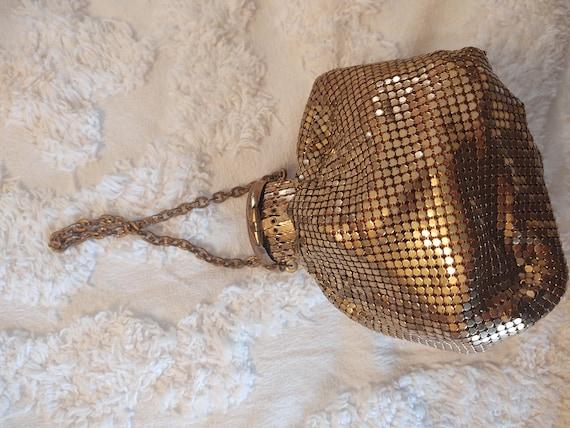 Vintage Whiting and Davis handbag
