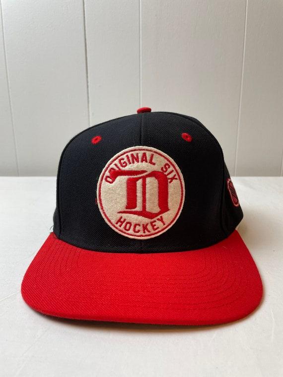 Original Six Detroit Red Wings / Snapback Hat
