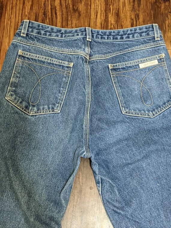 Calvin Klein Jeans 1980s Vintage - image 6
