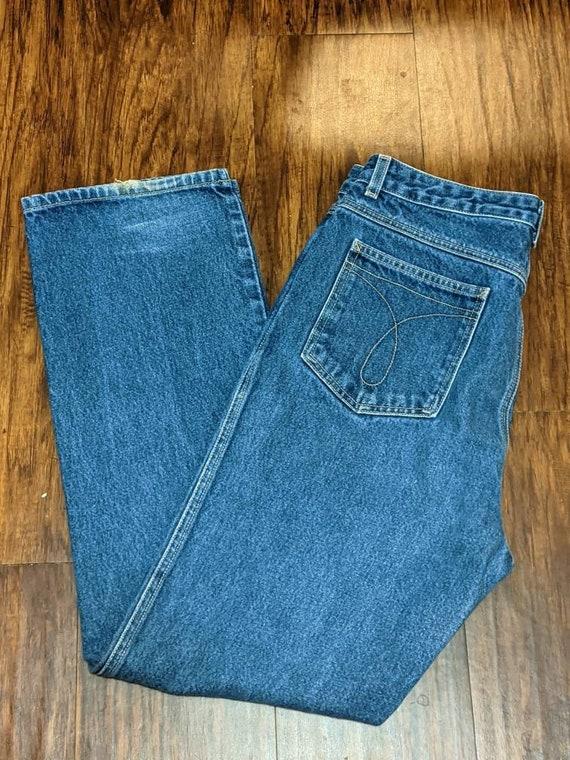 Calvin Klein Jeans 1980s Vintage - image 2