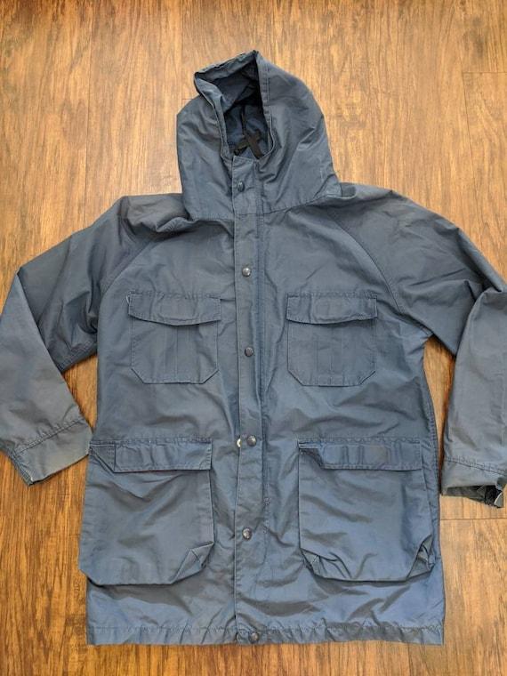 L.L. Bean Parka Jacket 1970s/80s Vintage