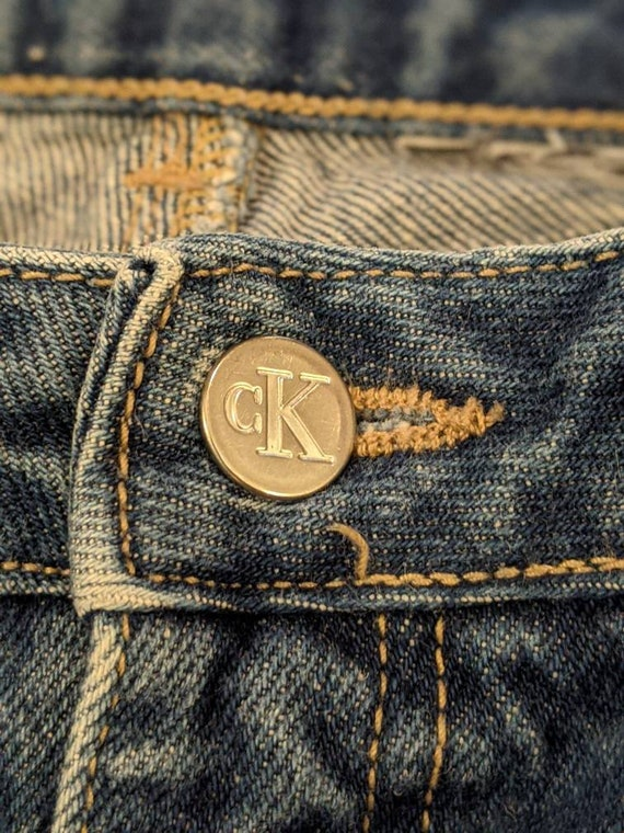 Calvin Klein Jeans 1980s Vintage - image 8