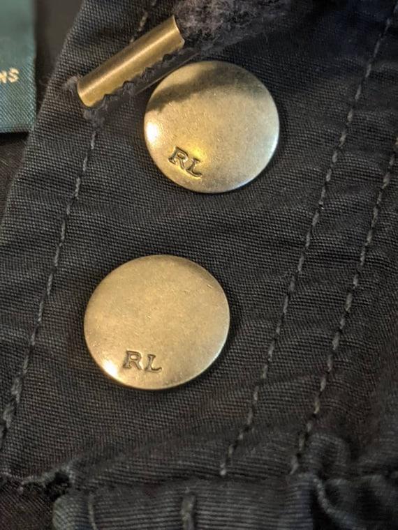 Polo Ralph Lauren Jacket 1980s Vintage Talon Zipp… - image 8