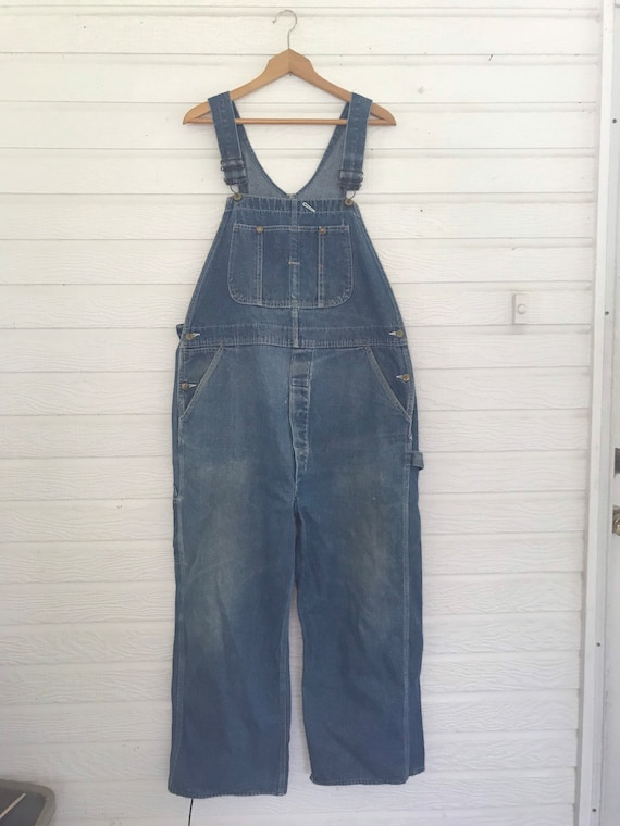 Union Made Overalls / 1950 / Vintage