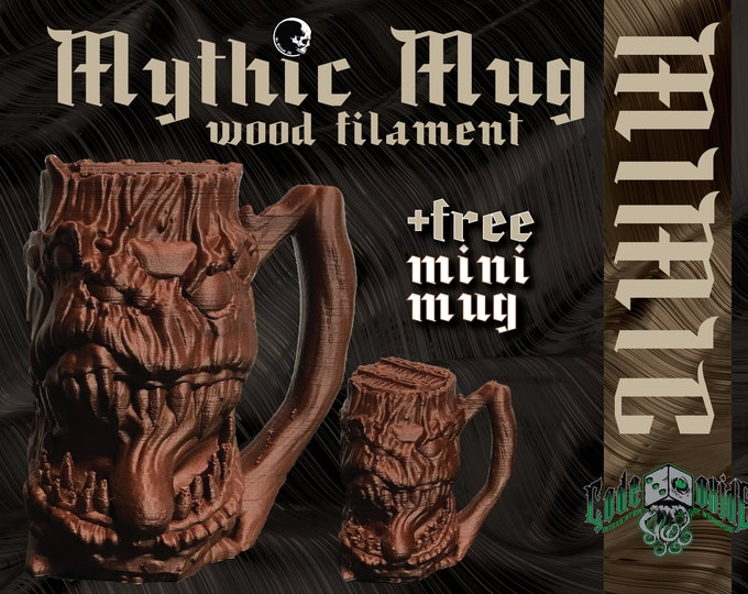 Ship-Ready MIMIC - Mythic Mug Can System +MINI MUG