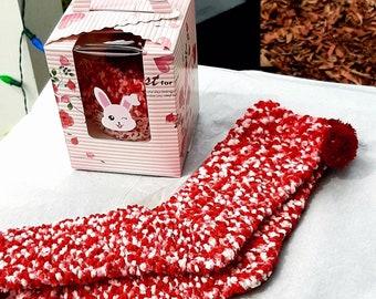 Cozy Cupcake Socks