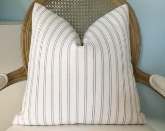 Perennials Tangled OUTDOOR pillow cover in Flannel  Designer pillow  High end pillow  Decorative pillow.