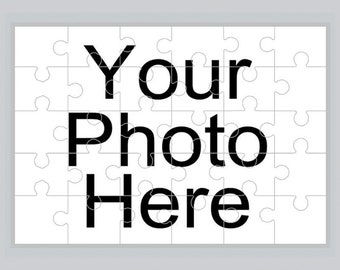 Puzzle Custom / Personalize Your Own Photo Puzzle