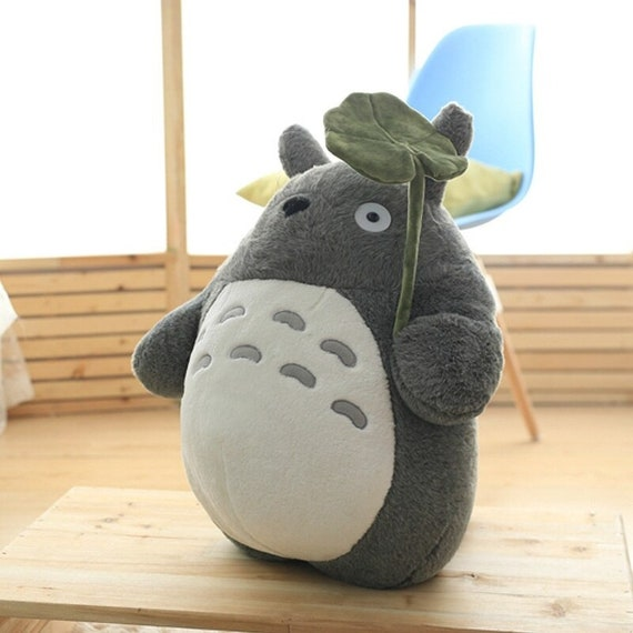 My Neighbor Totoro Plush Totoro Soft Toy, Totoro Stuffed Animal Totoro Stuffed Toy Studio Ghibli  Soft Toy & Gift 4 Boy Girls Party Favors