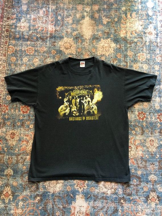 Motley Crue Carnival of Sins 2005 Tour Vintage Dis
