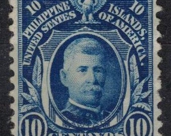 1917 Henry W Lawton Philippines Postage Stamp Mint Never Hinged