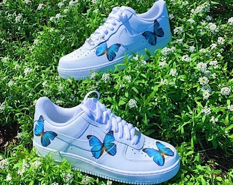 Air force 1 butterfly | Etsy
