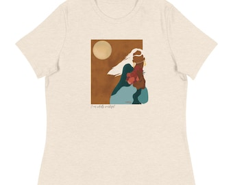 Wholly Wonderful - Women's Relaxed T-Shirt
