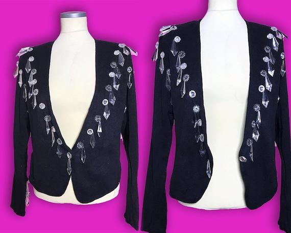 WILD ICONIC Vintage Novelty Bonnie Boerer Sweater