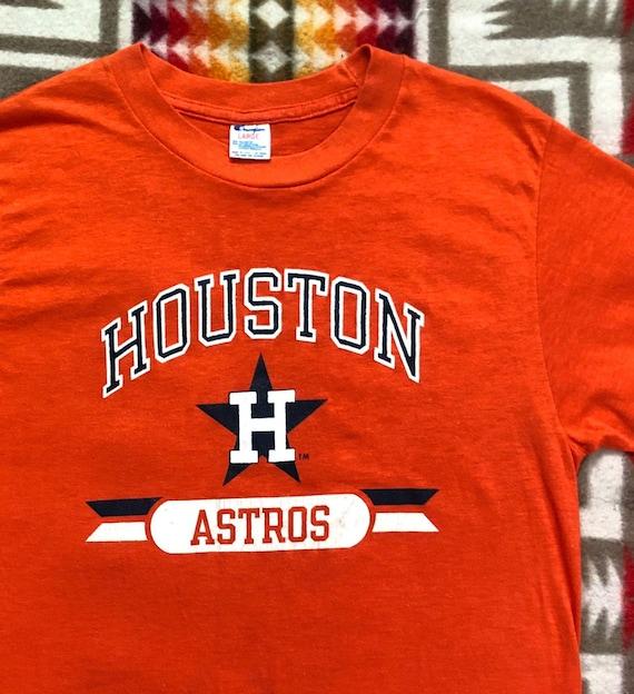 Vintage 80s Houston Astros Champion T-Shirt