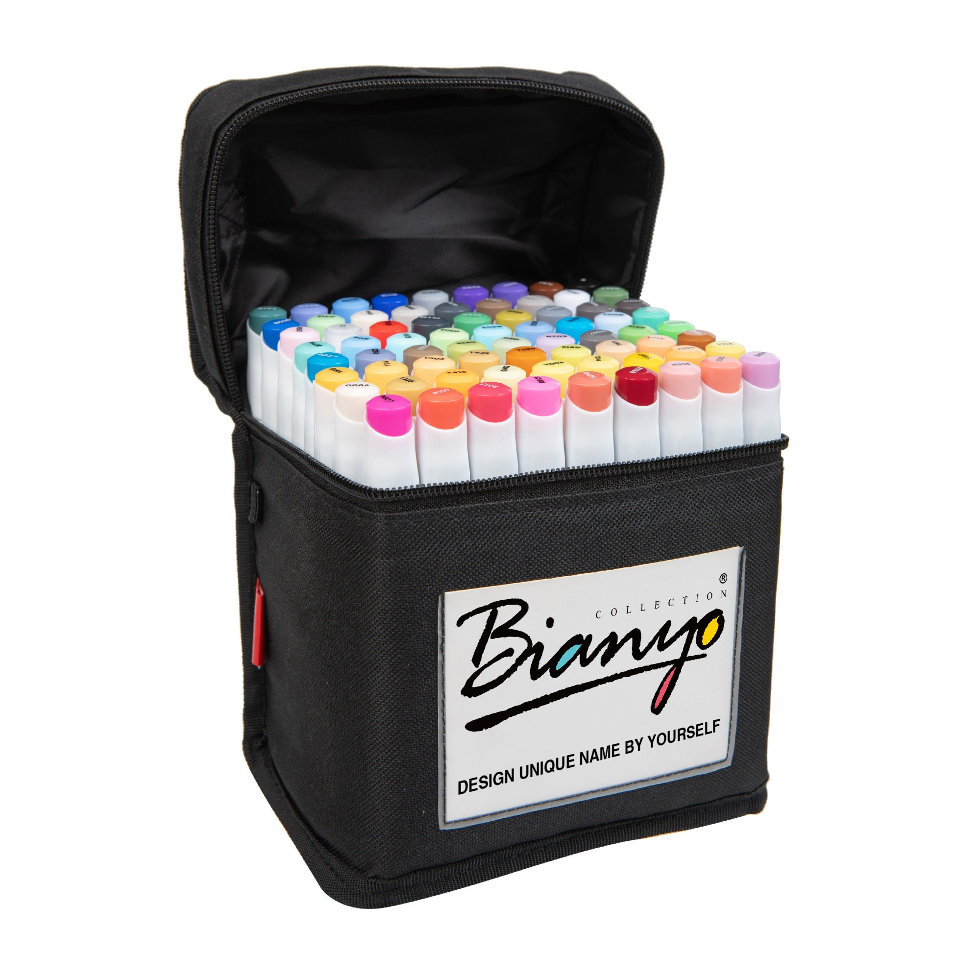 Bianyo 24 Dual Tip Watercolor Markers for Adult/&Kids Coloring books