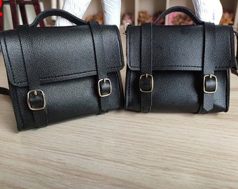 BJD Bag for sd msd yosd 1/3 1/4 1/6 BJD doll synthetic pu leather