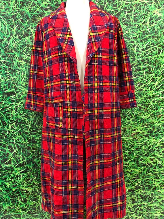 Vintage  Punk Rock Long Jacket style (code:KAG)
