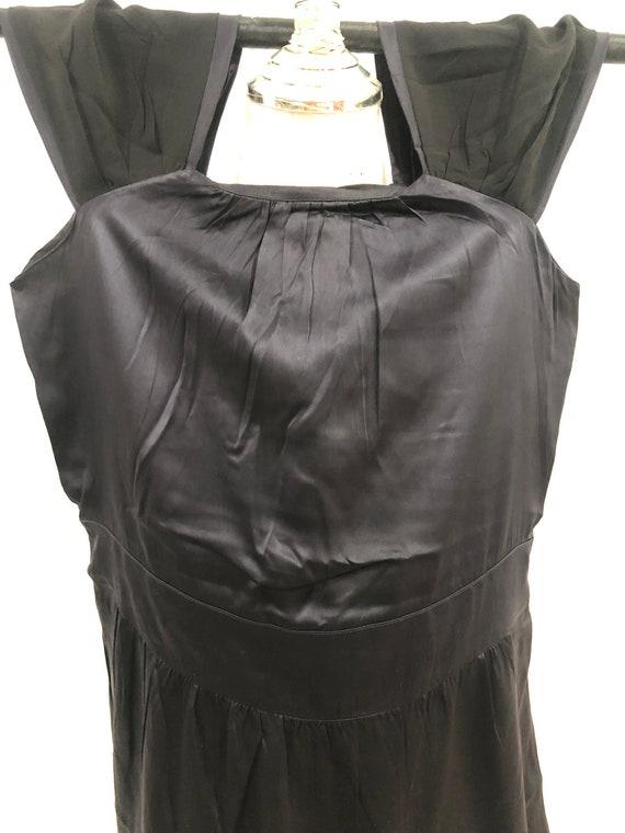 Vintage Miu Miu Evening Dress 100% silk Made in I… - image 5