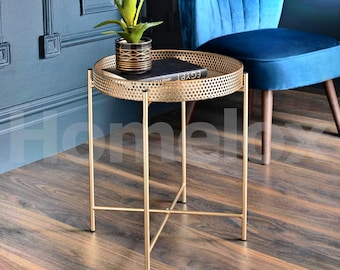 Tromso Basket Side Table in 2020