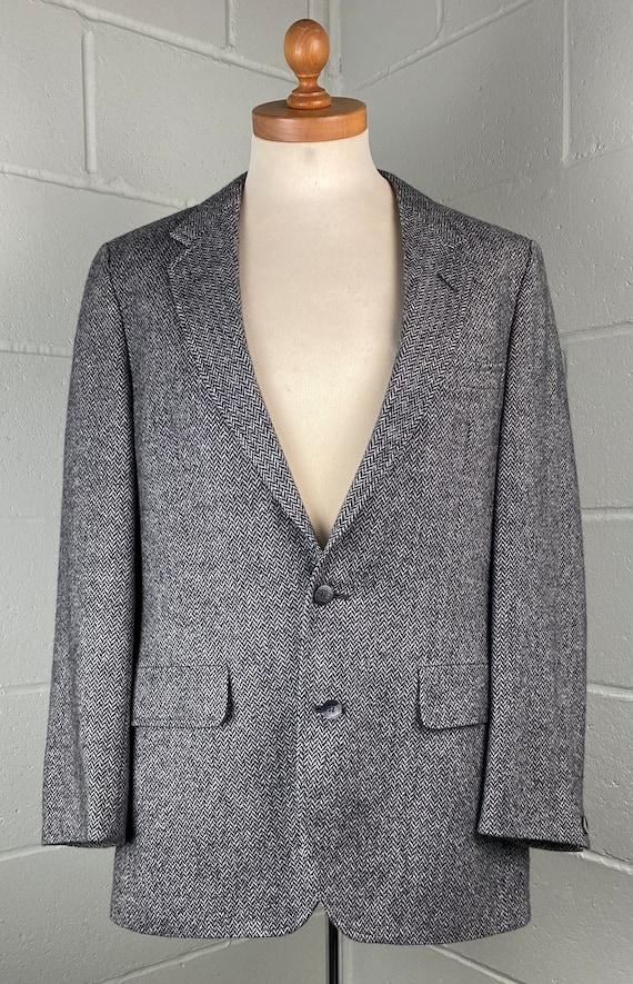 Austin Reed Vintage Linen Sports Coat Blazer Small Gem