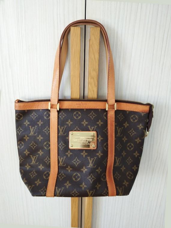 Vintage Louis Vuitton Handbag ,Brown Designer Shou