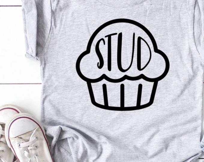Stud Muffin, Youth Graphic Tee