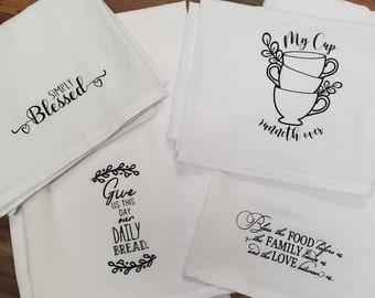 Faith Kitchen Towel Set