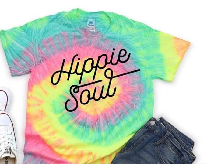 Hippie Soul Tie Dye Shirt