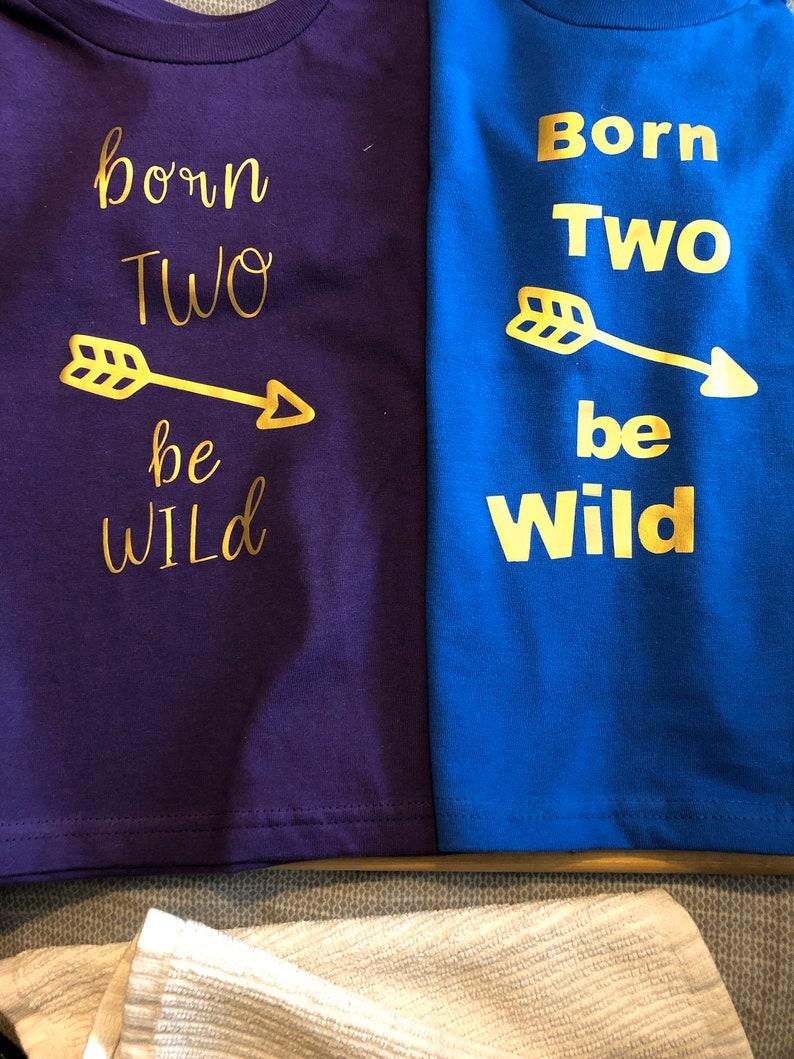 Custom twin shirts