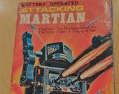 Vintage RARE Horikawa Attacking Martian