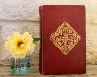 Pride & Prejudice written by Jane Austen. 1899, Little, Brown, And Company.