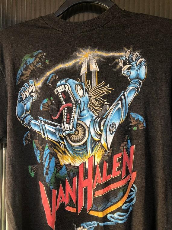 Vintage Van Halen T-Shirt (Mint Condition)