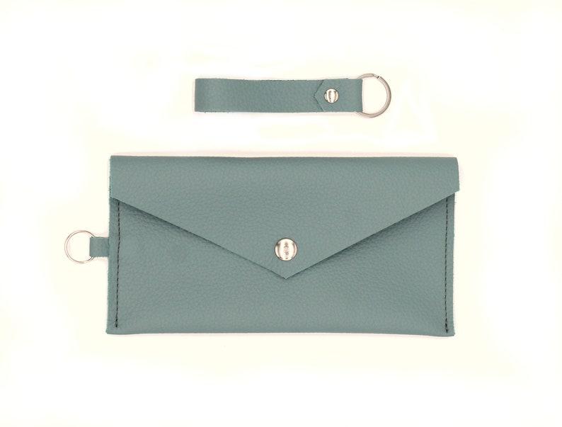 pencil case mask bag mask case leather case with keychain Set
