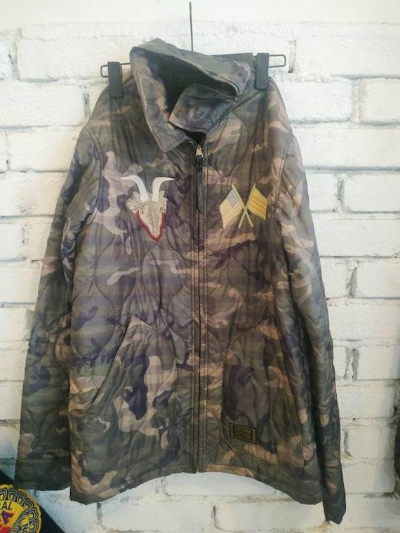 neighborhood altamont souvenir jacket