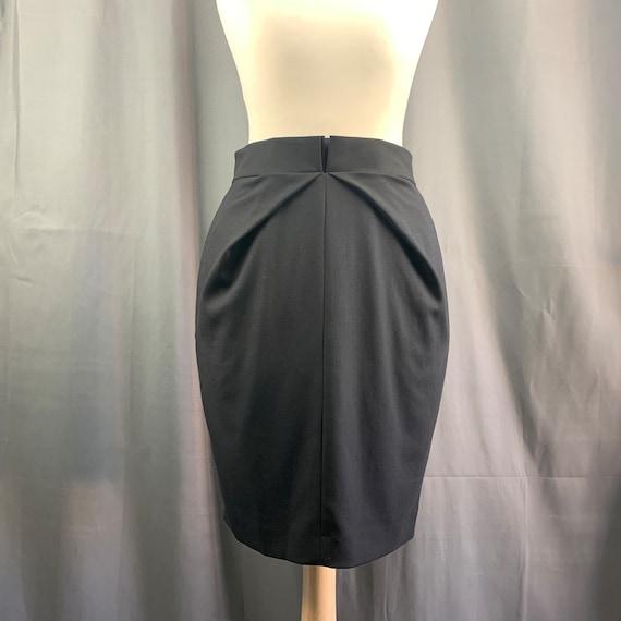 BRUNO PIETERS Black Pencil skirt