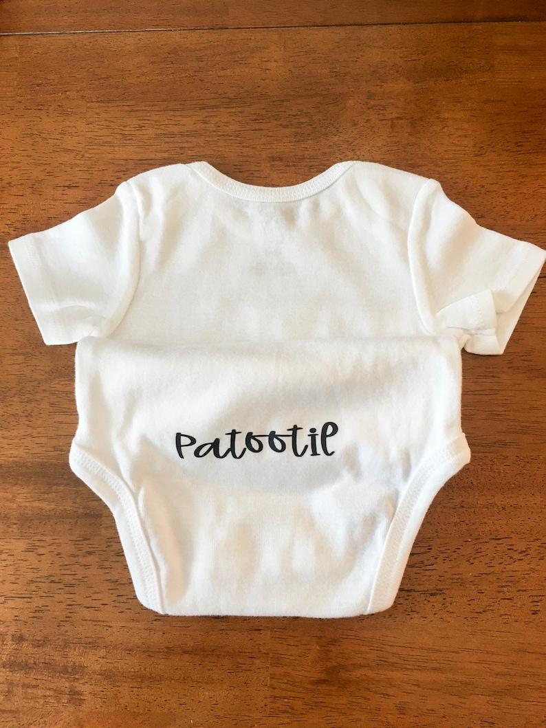 Baby Onesie\u00ae Cutie Patootie Onesie\u00ae Baby Shower Onesie\u00ae Funny Onesie\u00ae