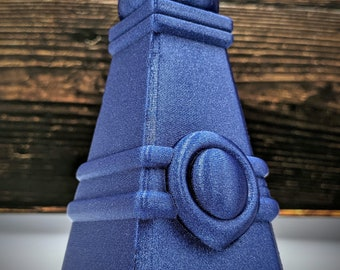 Mana Potion Dice Bottle from the Mythic Potions Collection by Ars Moriendi 3D - Dungeons and Dragons, Pathfinder, TTRPG,  Magic, MTG