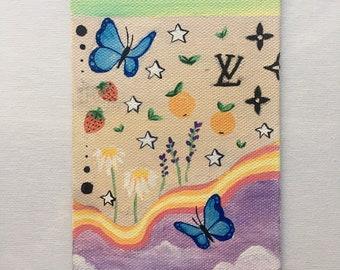 Vsco Canvas Painting Etsy