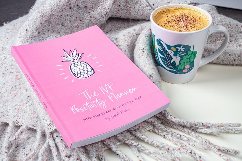 IVF Positivity Planner IVF Journal IVF Diary