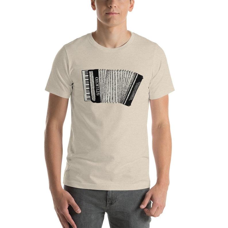 Accordion Stilicho T-Shirt image 0