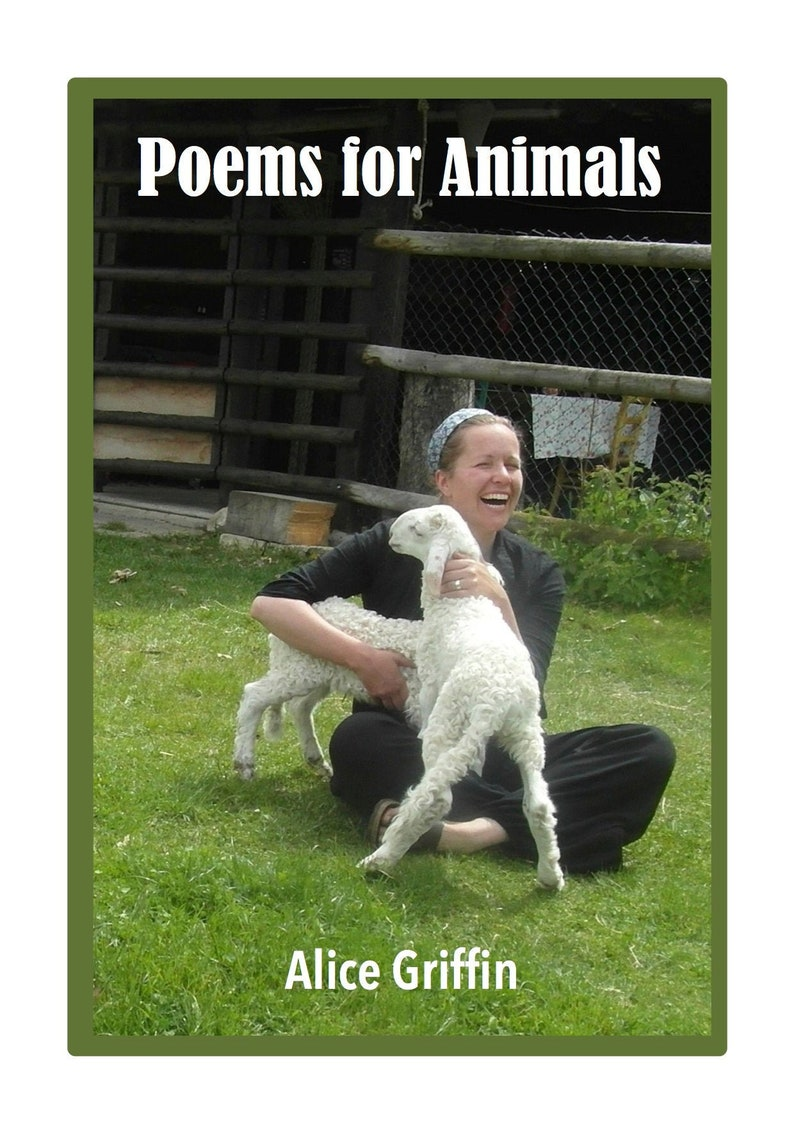 A Collection of Poetry for Animal Lovers  All proceeds to image 0