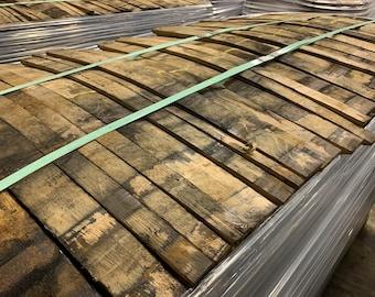 Whiskey Barrel Stave - Bourbon Barrel Wood