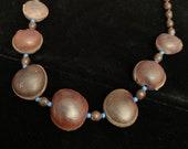 Peruvian Protective seed Necklace - Shipibo